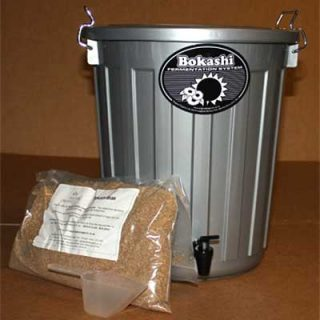 18L Single Bokashi Composter Kit