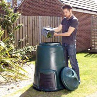 220L Small Compost Bin