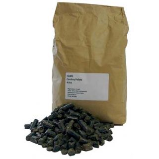 Comfrey Compost Pellets