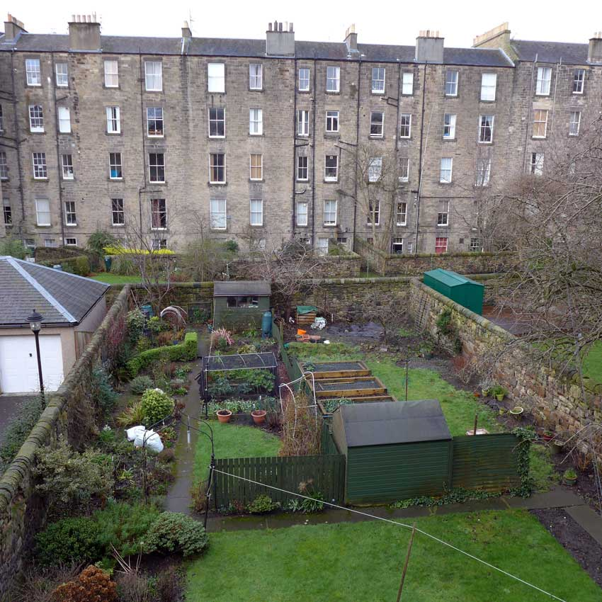 Anne's Garden - Scottish Garden Visit 2 - Overview