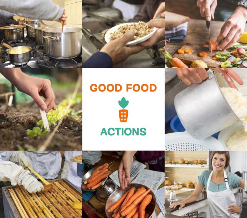 Good Food Actions