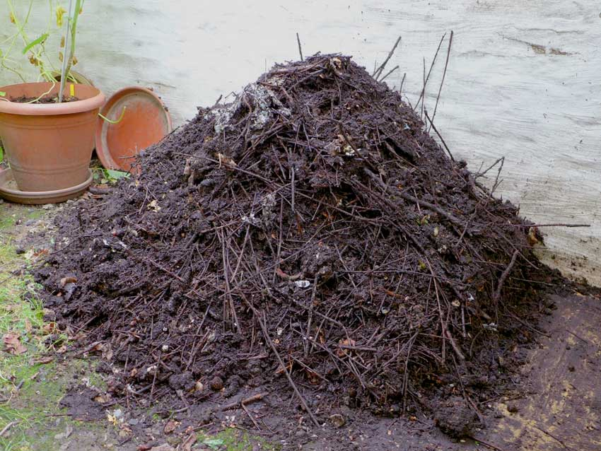 Good quality compost