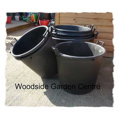 Large Plastic 50lt Pots
