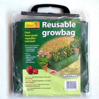 Patio planter bag
