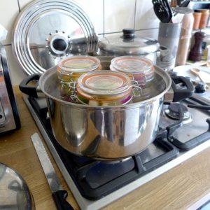 Return to boil