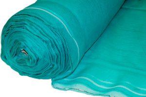 Roll of garden shade cloth