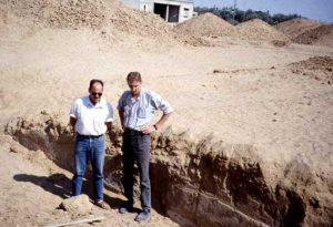 Site construction, Gaza Strip