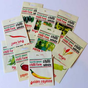 Specialist seed suppliers
