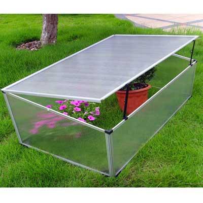 Terra Aluminum Cold Frame 100 x 60cm