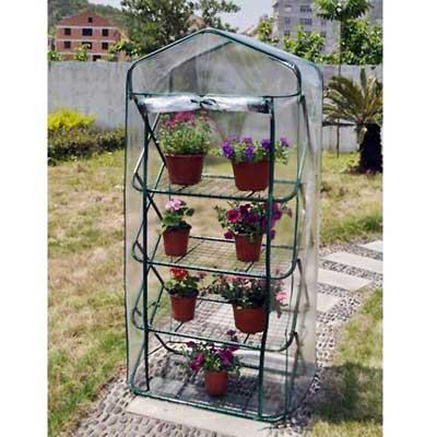 Terra Premium 4 Tier Pop-up Greenhouse