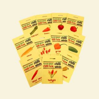The Magnificent 7 Chilli Seeds