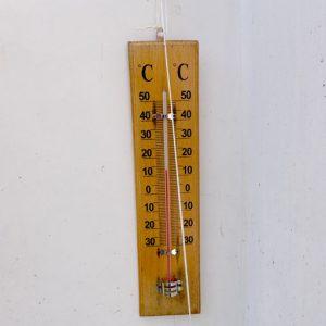 Watch temperature