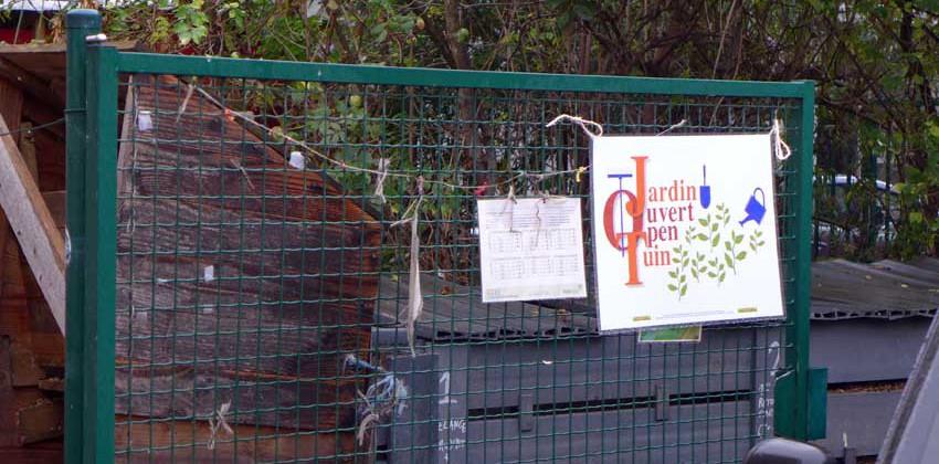 Gray Street Community Garden 2015