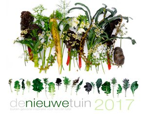 De nieuwe tuin 2017