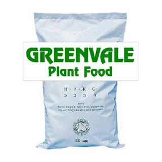 Greenvale Organic Chicken Manure Plant Food