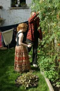 Why Garden? Allan and Ruth