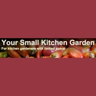 Your Small Kitchen Garden
