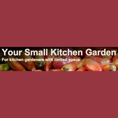 Your Small Kitchen Garden